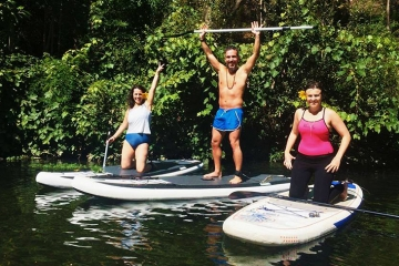 WHY STAND-UP PADDLE BOARDING IN PORTO? | 5 REASONS TO TRY IT