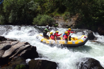 The best white water rafting experience from Porto!
