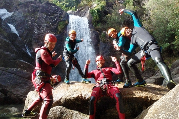 Canyoning In Porto ,Portugal  / What the adventurous have to say about it!