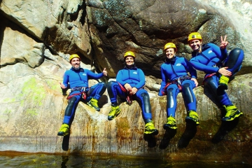 Porto: The door for the best Canyoning spots in Portugal