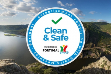 Clean&Safe covid rules in Porto during our tours.